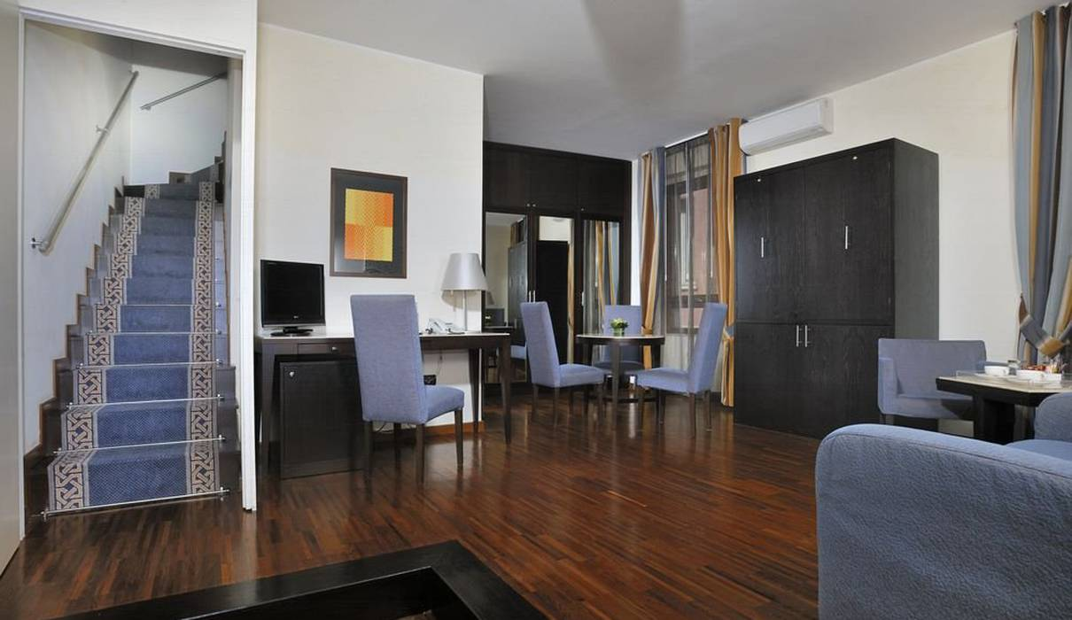 Apartment Mecenate Palace Hotel Rome