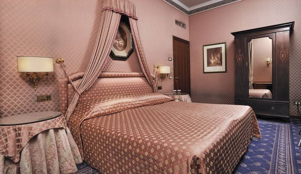 Suite Mecenate Palace Hotel Rome
